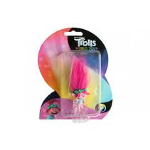 Dreamworks Trolls 3D gum - Poppy roze