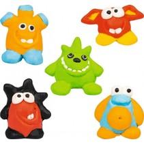 boetseerklei-gum-set monster junior 7-delig