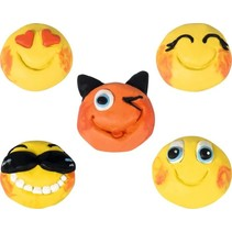 boetseerklei-gum-set be happy junior 7-delig
