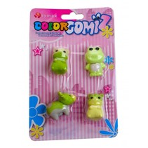 gummen Color Gomiz 4-delig multicolor (#4)