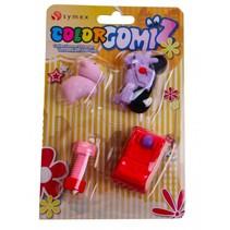 gummen Color Gomiz 4-delig multicolor (#1)