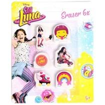 Soy Luna gummen 6-delig
