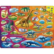 legpuzzel Maxi Historie Natuur 85 stukjes
