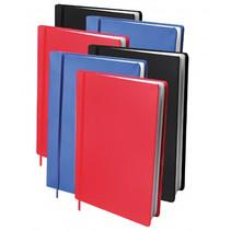 rekbare boekenkaften A4 textiel/elastaan 6 stuks