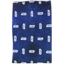 Star Wars elastische boekenkaft A4 blauw