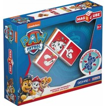 MagiCube Paw Patrol Marshall Fire Truck 5-delig rood