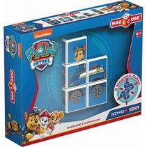 MagiCube Paw Patrol Chase Police Truck 5-delig blauw