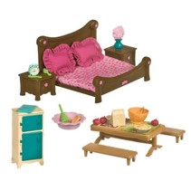 ouderslaapkamer en eetkamerset 26-delig