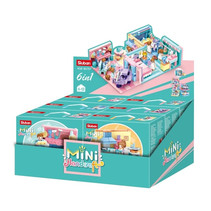 displaybox Mini-Handcraft junior 30,6 x 20 cm 6-delig