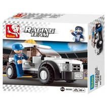 Racing Team: veiligheidsauto (M38-B0350)
