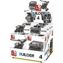 Builder: display 8 politie (M38-B0595)