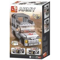 Army: raketwerper 3-in-1 (M38-B0537C)