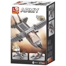 Army: straaljager 3-in-1 (M38-B0537I)