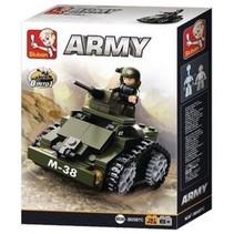 Army: gepantserd voertuig 8-in-1 (M38-B0587C)