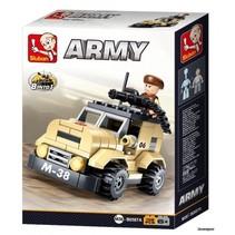 Army: patrouillewagen 8-in-1 (M38-B0587A)