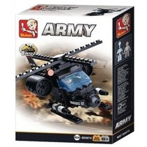 Army: helikopter 8-in-1 (M38-B0587G)