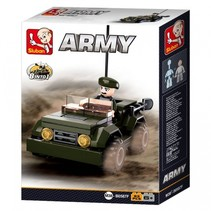 Army: jeep 8-in-1 (M38-B0587F)