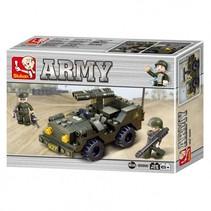 Army: jeep (M38-B5800)