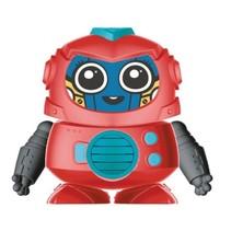 speelfiguur Magic Robot 10 cm rood