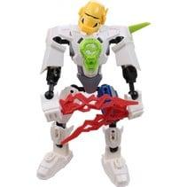 robot Earth Warrior 18 cm wit