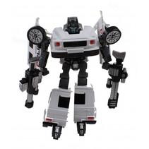 Deformation robot Swat Police wit