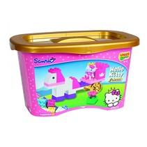 Hello Kitty prinses blokkendoos 44-delig