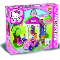 Hello Kitty carwash 42-delig