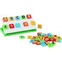 speel- en leerkoffer 54-delig