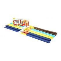 crepepapier 4 kleuren 50 cm (B)