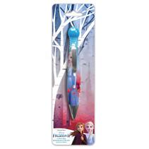 pen Frozen 2 meisjes 21,5 cm blauw/roze