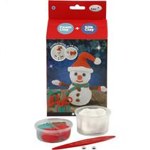 Funny Friends sneeuwpop 1 set