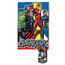 fleecedeken Avengers junior 150 x 100 cm