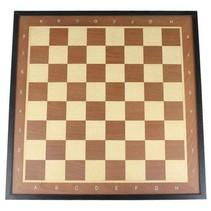 houten schaakbord 48 x 48 cm