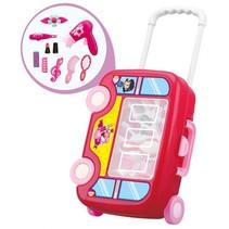 Make-up- en opmaakspeelgoed in koffer 11-delig