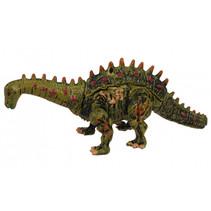 speelfiguur spinosaurus junior 11 cm groen