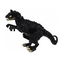 speelfiguur alectrosaurus junior 11 cm zwart