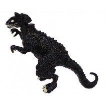 speelfiguur majungasaurus junior 11 cm zwart