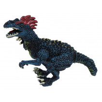speelfiguur plateosaurus junior 11 cm blauw