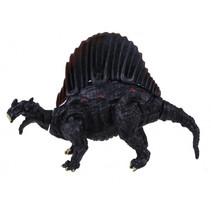 speelfiguur triceratops junior 11 cm zwart