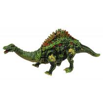 speelfiguur brachiosaurus junior 11 cm groen