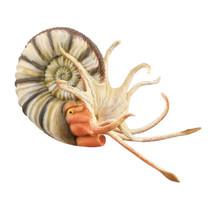 speeldier Pleuroceras 11,9 cm ABS kunststof wit