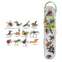 speelset mini insecten junior 7-11 cm ABS