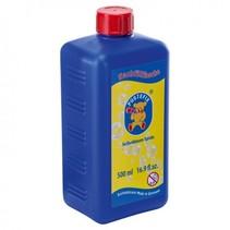 navulfles bellenblaassop 500 ml blauw