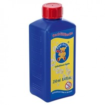 navulfles bellenblaassop 250 ml blauw