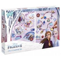 knutselset Frozen 2 Creativity 2-in-1
