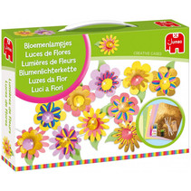bloemenlampjes junior 29 cm karton