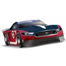 racebaanauto Digital 132 Ford Mustang GTY No. 17 1:32