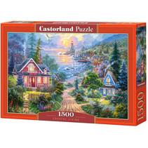 puzzel Coastal Living 68 cm karton 1500 stukjes