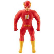 pop Mini Stretch Flash 25 cm rubber/gel rood/geel