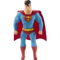 pop Mini Stretch Superman 25 cm rubber/gel blauw/rood